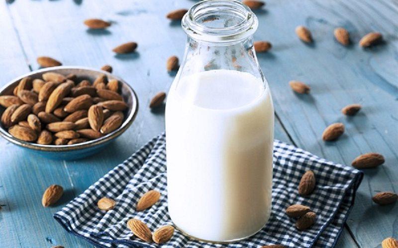 Sữa hạnh nhân có những thành phần rất tốt cho sức khỏe  sữa hạnh nhân Sữa hạnh nhân và những công dụng tuyệt vời sua hanh nhan