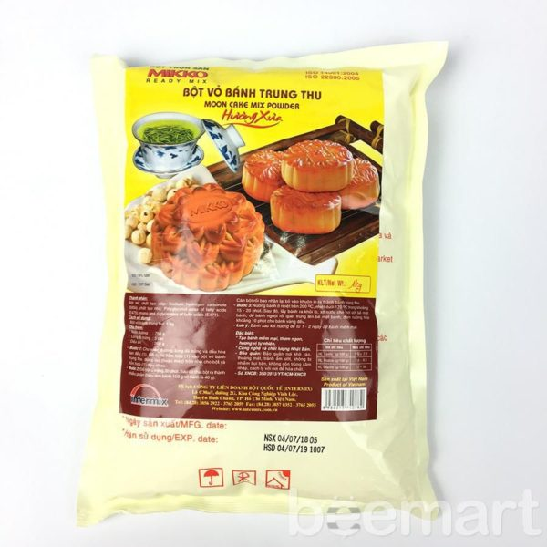 cách làm bánh trung thu bằng bột mikko cách làm bánh trung thu bằng bột mikko Cách làm bánh trung thu bằng bột mikko cực dễ cho người mới bot lam banh trung thu 02 e1562556052956