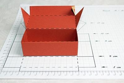 làm hộp đựng bánh trung thu Làm hộp đựng bánh trung thu handmade thêm trọn vẹn nghĩa tình lam hop dung banh trung thu 05