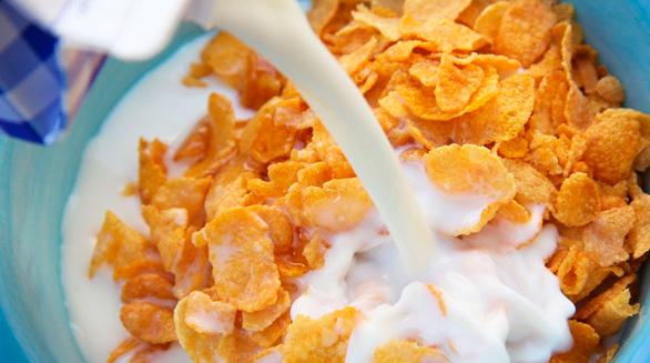 ngũ cốc ăn sáng với sữa Cơn sốt ngũ cốc ăn sáng với sữa dành cho bé mùa tựu trường năm nay ngu coc an sang voi sua 01 1