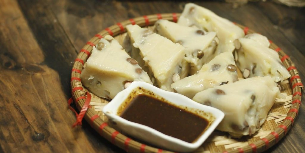 banh-duc bánh đúc Bánh đúc – thức ăn gắn liền với tuổi thơ của mỗi người Cach lam banh duc gion 5 e1566981989986 1024x515