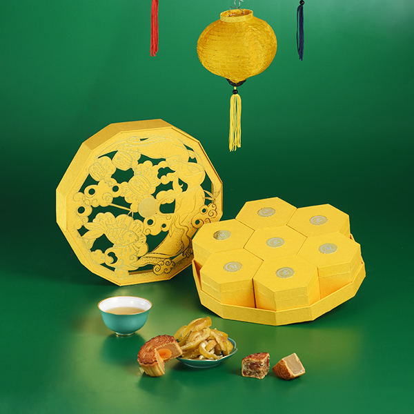 hộp bánh trung thu cao cấp 7 bánh hộp bánh trung thu cao cấp Địa chỉ mua hộp bánh Trung thu cao cấp làm quà tặng Thu Han Hoan 3A Vang