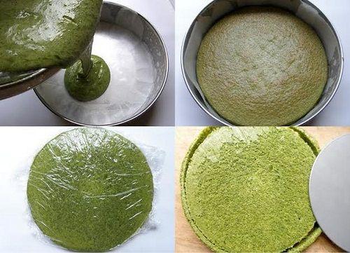 banh-bong-lan-tra-xanh bánh bông lan trà xanh Hướng dẫn cách làm bánh bông lan trà xanh cach lam banh bong lan tra xanh don gian ma ngon me man 7