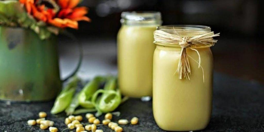 sua-ngo sữa ngô Cách làm sữa ngô béo ngậy cho bé mà mẹ nào cũng nên học hỏi cach lam sua ngo hat sen 01 1 1024x512