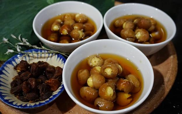 công thức nấu chè hạt sen nhãn nhục những món chè ngon Những món chè ngon cho Tết đoàn viên thêm trọn vẹn che hat sen nhan nhuc