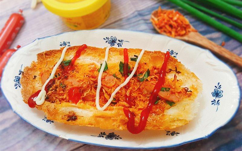 banh-my-nuong-mat-ong bánh mỳ nướng mật ong Cách làm bánh mỳ nướng mật ong siêu ngon buổi sáng cooky recipe 636761931973806183