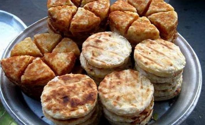 banh-san-nuong bánh sắn nướng Tuyệt chiêu làm bánh sắn nướng ngon ngậy ngậy mav0082 710x434