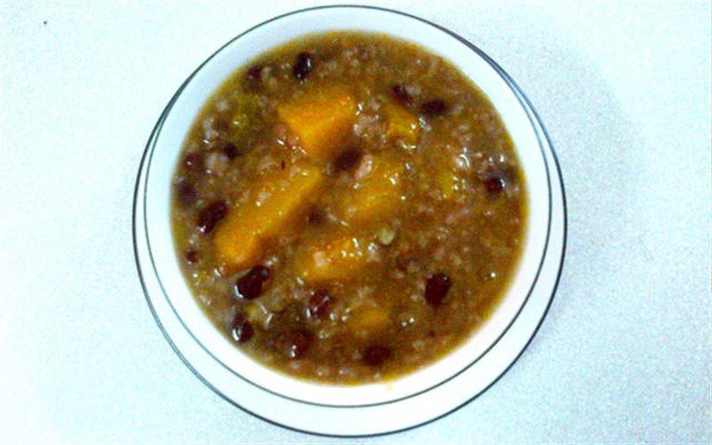 che-bi-do-dau-den chè bí đỏ đậu đen Cách nấu chè bí đỏ đậu đen thanh đạm cho ngày mới recipe10552 635840364764885661