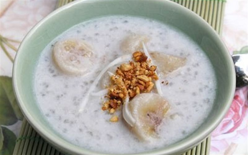 che-chuoi-dau-xanh chè chuối đậu xanh Cách nấu chè chuối đậu xanh giải nhiệt hè oi bức recipe14444 635645360939275585