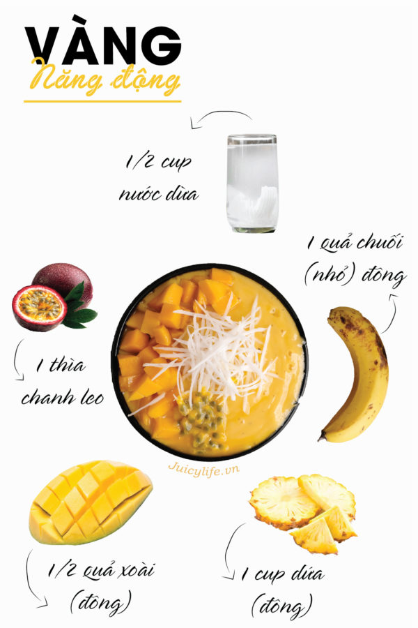 smoothie 7 công thức smoothie bowl nhanh gọn đủ chất siêu healthy (Phần 2) smoothie 07 e1564630018492
