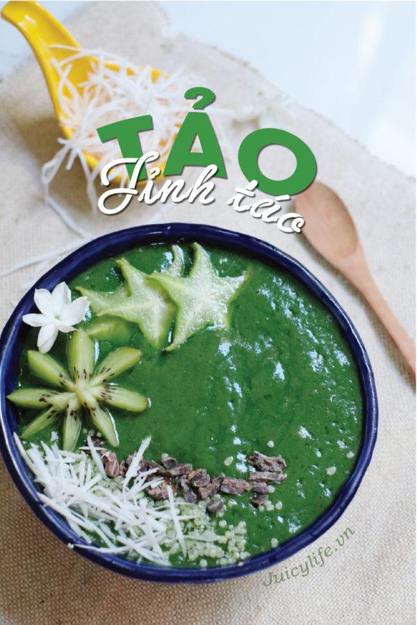 smoothie 7 công thức smoothie bowl nhanh gọn đủ chất siêu healthy (Phần 2) smoothie 12 e1564633373221