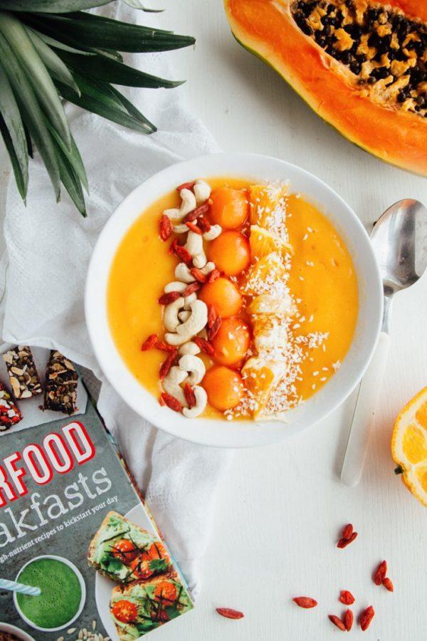smoothie 7 công thức smoothie bowl nhanh gọn đủ chất siêu healthy (Phần 2) smothie 12 e1564634105601