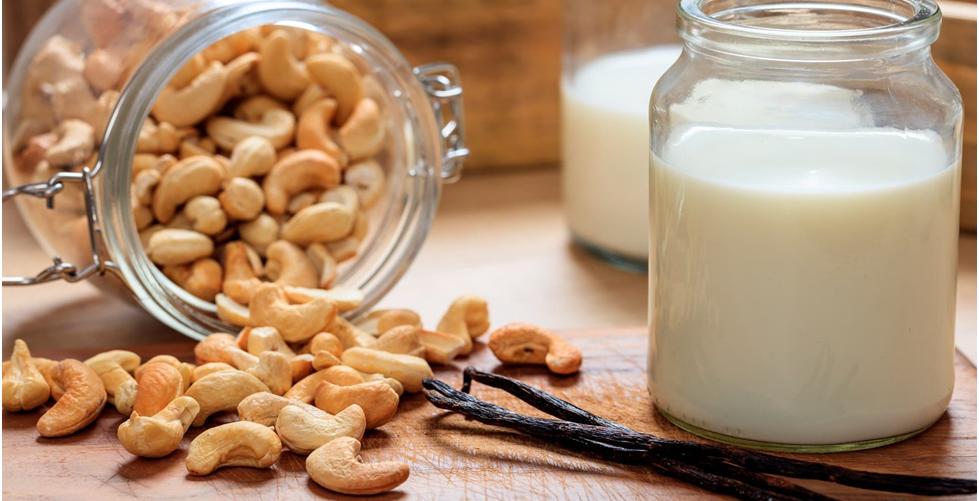 công thức nấu sữa cho bé sữa hạt cho bé Sữa hạt cho bé vừa dễ làm vừa dễ uống mà không lo rối loạn tiêu hóa (Phần 2) sua hat dieu cho be