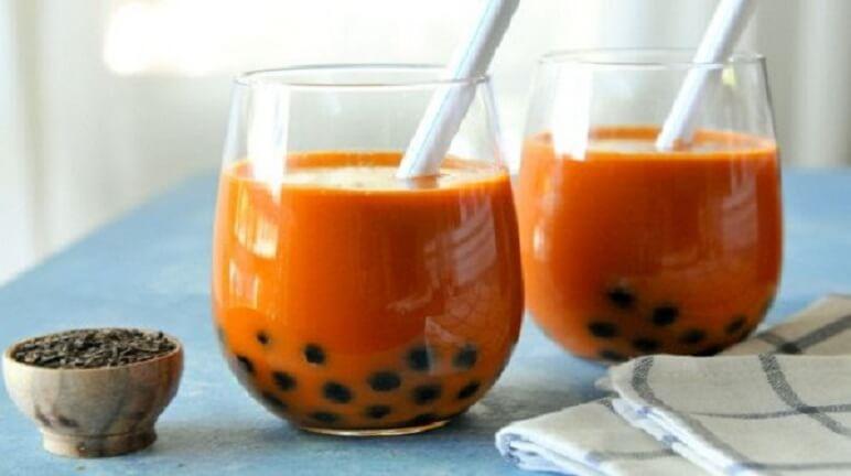 tra-sua-thai trà sữa thái Cách làm trà sữa Thái ngon cực đơn giản dễ làm 19c0c6e31e29ea001eb2565ba557e9be cach lam tra sua thai do s
