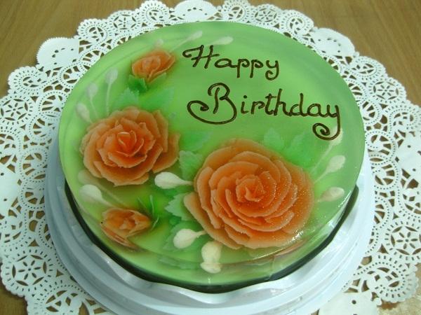 banh-sinh-nhat-rau-cau bánh sinh nhật rau câu Cách làm bánh sinh nhật rau câu đẹp mắt banh kem rau cau abc 148437