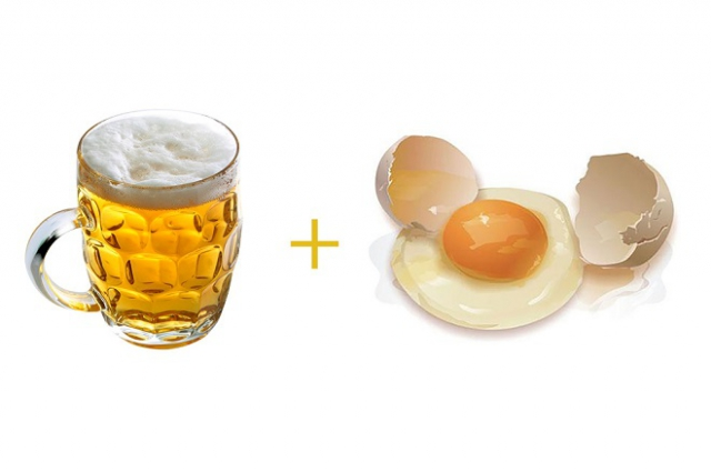 bia-va-trung-ga bia và trứng gà Bạn có biết bia và trứng gà có tác dụng gì không? bia va trung ga