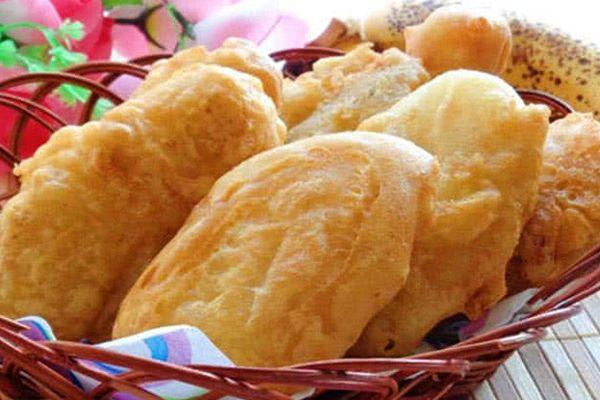 banh-chuoi-chien bánh chuối chiên Cách làm bánh chuối chiên giòn béo ngậy cach lam banh chuoi chien