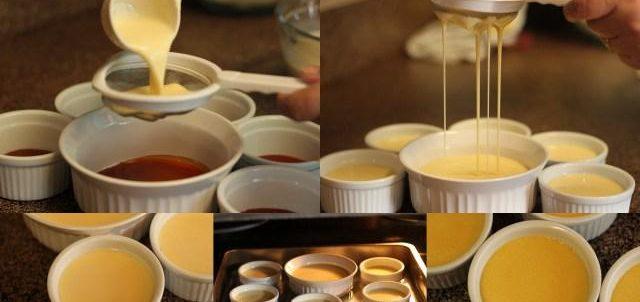 banh-flan-khong-bi-ro bánh flan không bị rỗ Vài bí kíp với cách làm bánh flan không bị rỗ cach lam banh flan mem min 1 e1568094280175