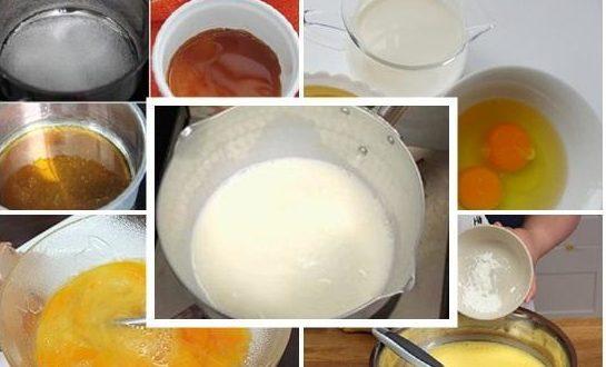 banh-kem-flan bánh kem flan Cách làm bánh kem flan mềm ngon khó cưỡng cach lam banh kem flan cho be 2 e1568081734116