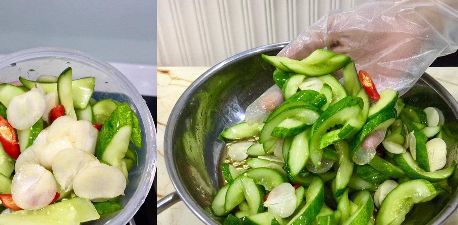 cach-lam-dua-mam-chay cách làm dưa mắm chay Cách làm dưa mắm chay đơn giản chống ngán cho các bữa ăn cach lam dua mam chay bang dua leo 2 e1569381608905