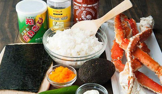 cach-lam-sushi cách làm sushi Cách làm sushi ngon nhất cùng thưởng thức cuối tuần cach lam sushi kieu nhat 3 e1568096811972