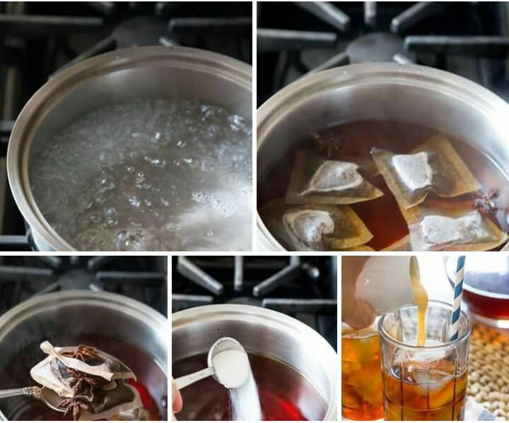 tra-sua-thai trà sữa thái Cách làm trà sữa Thái ngon cực đơn giản dễ làm cach lam tra sua thai lan 4