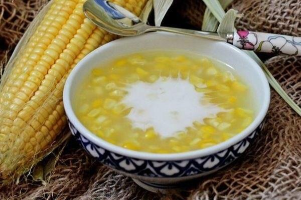 cach-nau-che-bap nấu chè bắp Cách nấu chè bắp siêu ngon với nước cốt dừa cực đơn giản cach nau che bap ngon