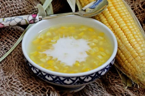 cach-nau-che-bap nấu chè bắp Cách nấu chè bắp siêu ngon với nước cốt dừa cực đơn giản che bap nuoc cot dua 1