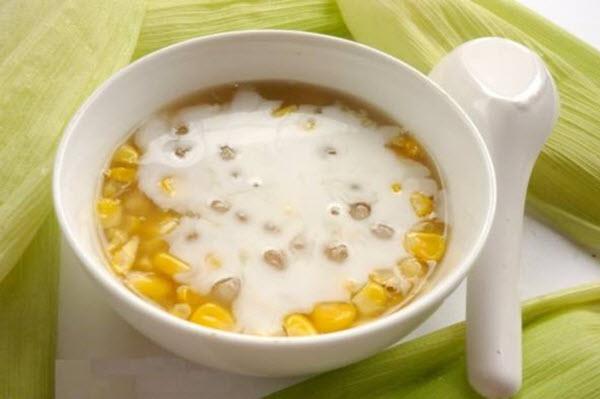 cach-nau-che-bap nấu chè bắp Cách nấu chè bắp siêu ngon với nước cốt dừa cực đơn giản che bap nuoc cot dua