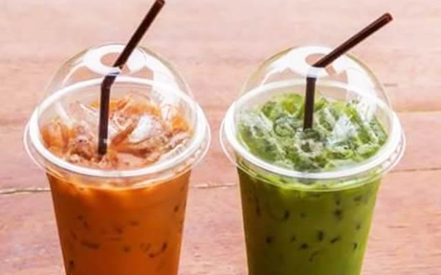 tra-sua-thai trà sữa thái Cách làm trà sữa Thái ngon cực đơn giản dễ làm foody mobile foody tra sua rau ca 571 636087579789728349