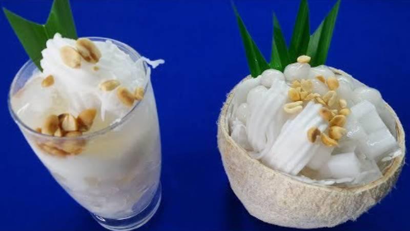 cách làm dừa dầm Cách làm dừa dầm siêu ngon siêu hot của giới trẻ hqdefault 5 1
