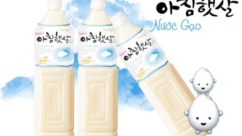nuoc-gao-han-quoc nước gạo hàn quốc Nước gạo Hàn Quốc có tác dụng gì? Bạn đã biết chưa? nuoc gao han quoc 1 1