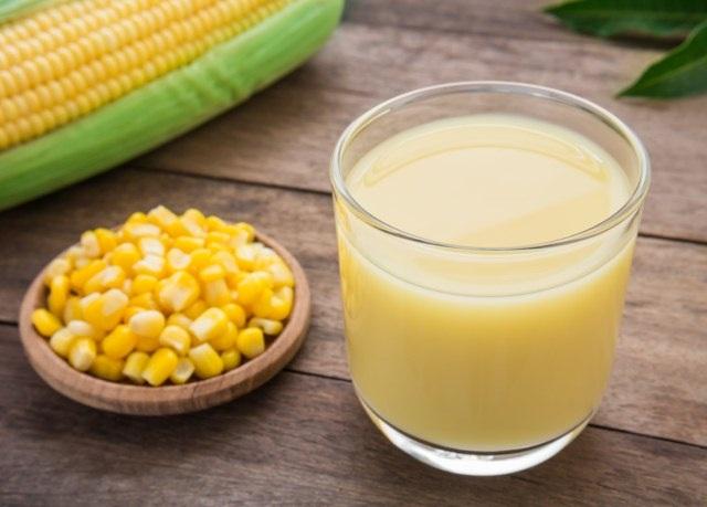 sua-ngo sữa ngô Cách làm sữa ngô đơn giản tại nhà ai cũng có thể làm sua bap ngon 1