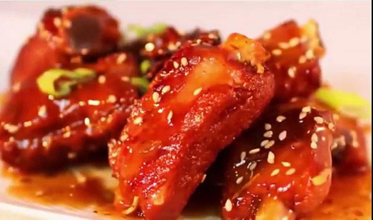 suon-xao-chua-ngot sườn xào chua ngọt Cách làm sườn xào chua ngọt ngon ăn là nghiền suon xao chua ngot ngon 768x453