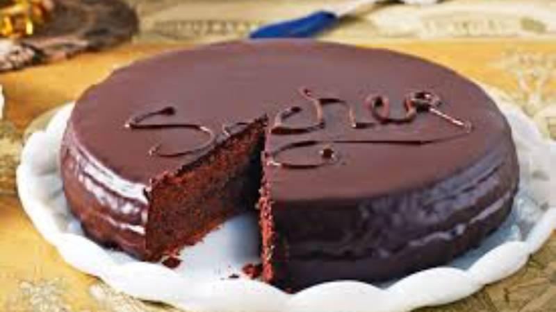 sachertorte sachertorte Cùng tìm hiểu về sachertorte bánh chocolate quý tộc của nước Áo ta  i xuo    ng 12
