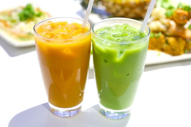 tra-sua-thai trà sữa thái Cách làm trà sữa Thái ngon cực đơn giản dễ làm tra sua thai