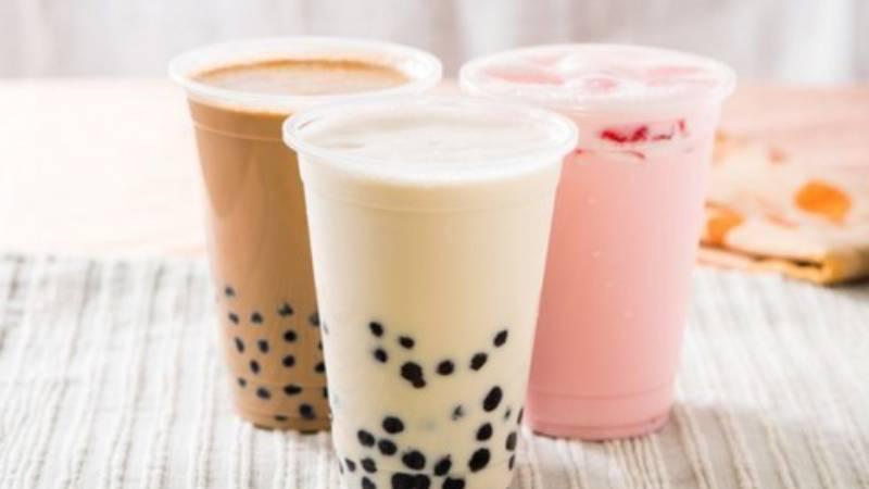 tra-sua trà sữa Cách pha trà sữa bằng bột sữa ngậy thơm béo ngậy trasua 1