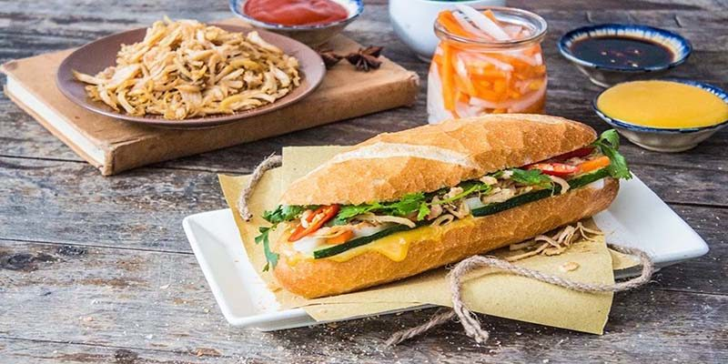 Bánh mì pate bánh mì pate Cách làm bánh mì pate đặc biệt cho bữa sáng tại nhà banh my pate