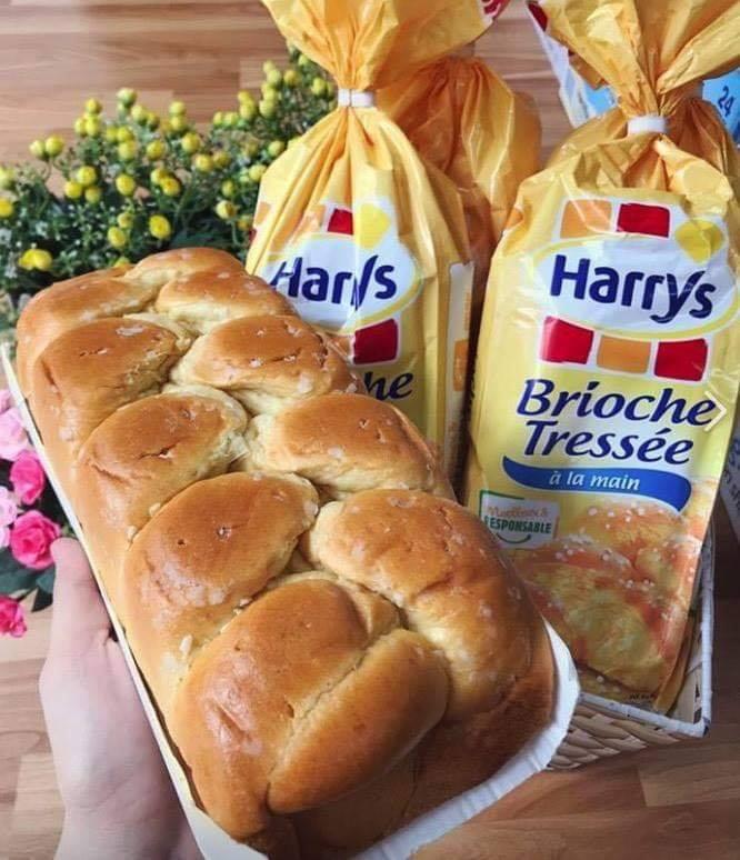 bảo quản bánh mỳ hoa cúc
