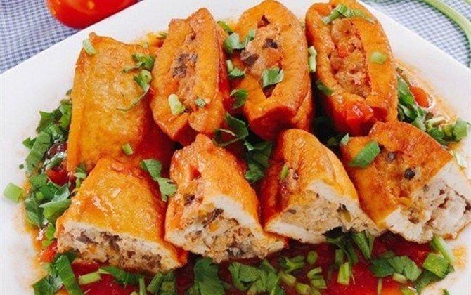 thit-kho-dau-hu thịt kho đậu hũ Cách làm thịt kho đậu hũ đưa cơm ngày se lạnh cach lam dau nhoi thit