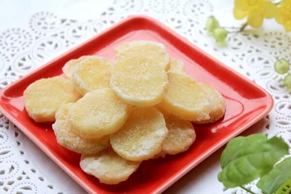 mut-khoai-tay mứt khoai tây Cách làm mứt khoai tây thơm ngon lai rai ngày cuối tuần cach lam mut khoai tay kho