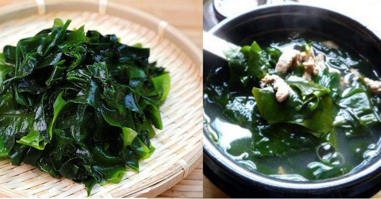 cach-nau-canh-rong-bien canh rong biển Cách nấu canh rong biển thịt bò chuẩn chỉnh vị người Hàn Quốc canh rong bien thit bo