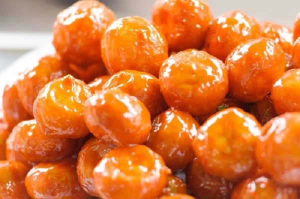 banh-ran-mat bánh rán mật Cách làm bánh rán mật ong ngon ngọt, đậm đà hương vị huong dan cach lam banh ran mat 1