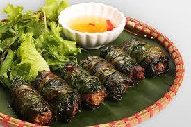 hung-que-cuon-thit-bo húng quế cuộn thịt bò Cách làm món húng quế cuộn thịt bò nướng thơm ngất ngây images 49