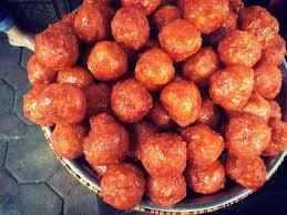 banh-ran-mat bánh rán mật Cách làm bánh rán mật ong ngon ngọt, đậm đà hương vị images 59