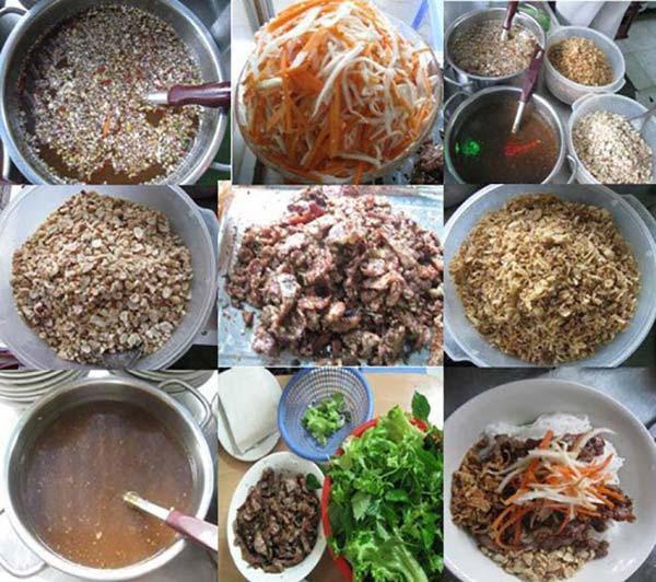 banh-uot-thit-nuong bánh ướt thịt nướng Hướng dẫn làm bánh ướt thịt nướng chuẩn chỉnh vị xứ Huế nguyen lieu lam banh uot thit cuon thom ngon 1 1