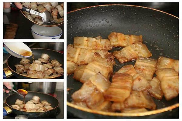 thit-kho-chay-canh thịt kho cháy cạnh Hướng dẫn cách làm thịt kho cháy cạnh đậm đà đưa cơm rang thit chay canh