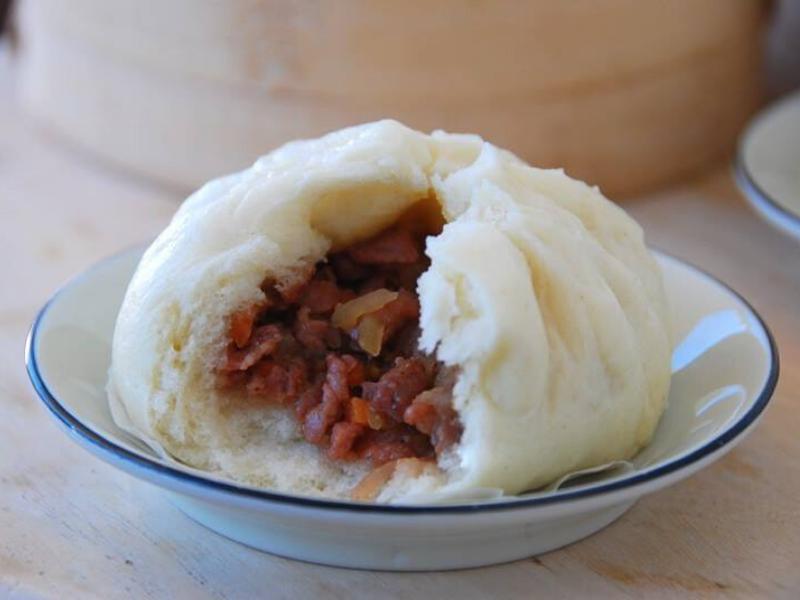Bánh bao mềm xốp và thơm với cách làm bánh bao tại nhà cực đơn giản