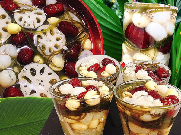 Sâm bổ lượng bổ dưỡng và cực tốt cho sức khỏe cách nấu sâm bổ lượng Cách nấu sâm bổ lượng cực đơn giản ngay tại nhà cach nau sam bo luong 4