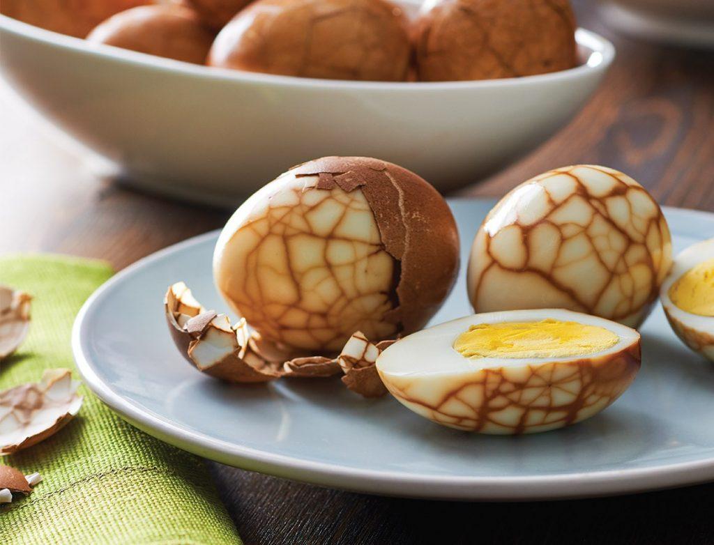 Chè trứng: 1 biến tấu khác lạ cho món trứng hàng ngày chè trứng Chè trứng lạ miệng và đầy năng lượng cho cả gia đình che trung 5 1024x782